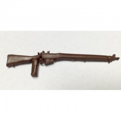 Fusil Lee enfield marrón